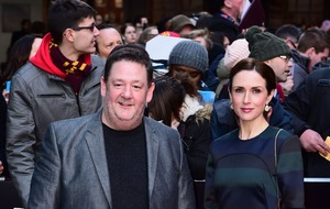 Johnny Vegas and his wife split after seven years of marriage