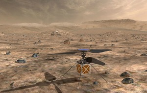 Nasa is planning to send a tiny helicopter to Mars