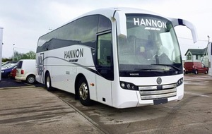 Private coach firm Hannon in vow to 'break Translink monopoly'