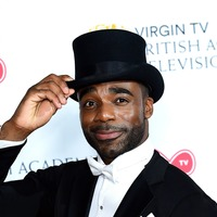 Ore Oduba shares Bafta awards selfie