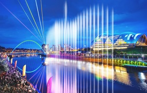 Great Exhibition of the North to feature music, film – and 80m water sculpture