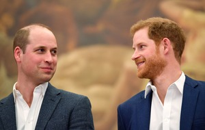 William and Harry join Lady Gaga and Dame Judi Dench in mental health message