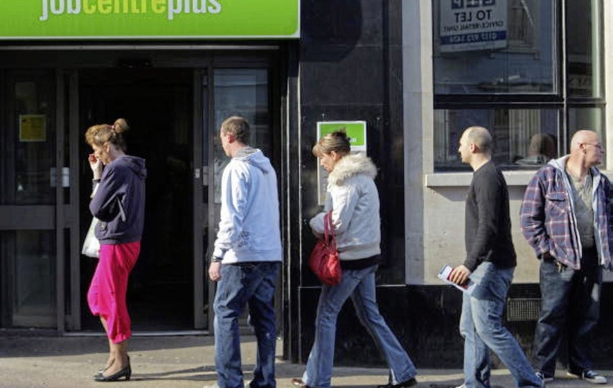 Unemployment in Northern Ireland has fallen to its lowest level on record the latest government figures reveal