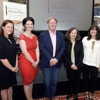Video: Star-studded event in London hotel to promote Seamus Heaney's rural Bellaghy