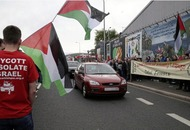 Protests across Ireland against Israeli attacks on Gaza