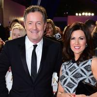 Piers Morgan quips that wardrobe department forgot part of Susanna Reid's dress