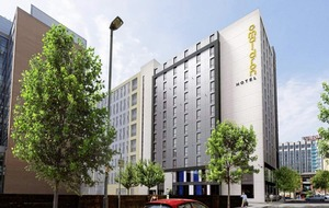 McAleer & Rushe secures £40m Birmingham hotel project