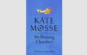 Books: Kate Mosse's historical novel The Burning Chambers entertains and educates