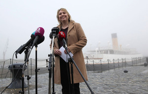 Brexit customs partnership would ease border issue says Karen Bradley
