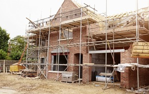 House building levels rise to eight-year high at start of 2018