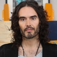 Russell Brand: I kissed Meghan Markle in a film but I don't remember it