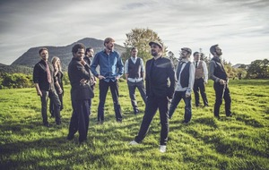 Trad/roots: Galway-based Baile an Salsa invite all comers to just get up and dance