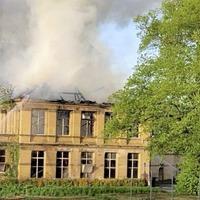 Herdman's Mill: Co Tyrone mill damaged in latest fire