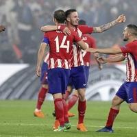 Antoine Griezmann double gives Atletico Madrid Europa League final victory