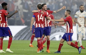 Antoine Griezmann double gives Atletico Madrid Europa League final victory