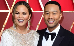 Have Chrissy Teigen and John Legend had their second child?