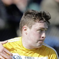 Down glad not to be policing Antrim's axed attacker CJ McGourty but wary of Ryan Murray's threat: Gearoid Adams