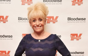 I still intend to carry on, says Dame Barbara Windsor