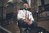 Sheffield's new Lord Mayor wore Dr. Martens for his official pic and it's great