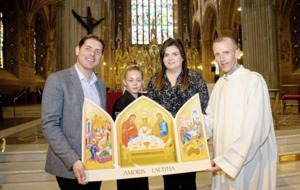 Armagh gives thanks for the gift of family