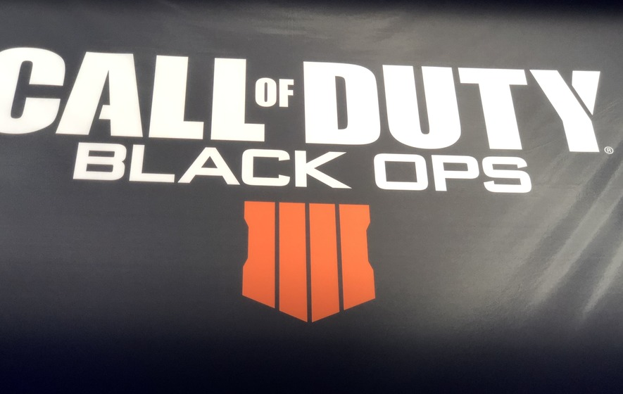 Black Ops 4 Boards the Battle Royale Train and It's Called Blackout