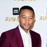 John Legend confirms the birth of his son in tweet attacking Donald Trump