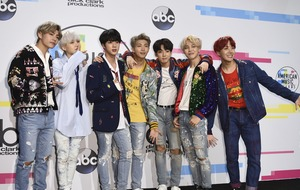 K-pop band BTS take over Twitter on Fake Love Friday