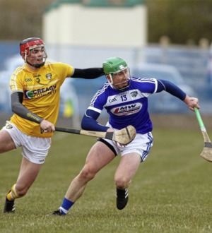 Antrim can settle another score against struggling Laois