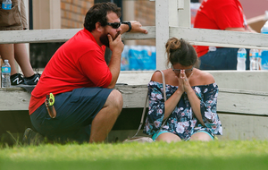 Between 8 and 10 people killed in Texas high school shooting