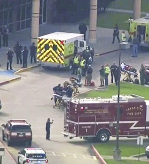 10 murdered in Texas school shooting