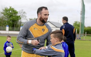 Antrim's Mr Affable Chris Kerr ready for Championship rumble with Down