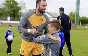 Antrim stars to host GAA goalkeeping course