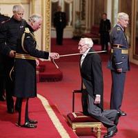 Arise Sir William . . . .