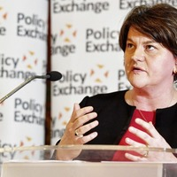 Arlene Foster claims unionism represents pluralism and multi-culturalism