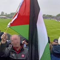 Ulster GAA confirms Palestinian flag not allowed in grounds
