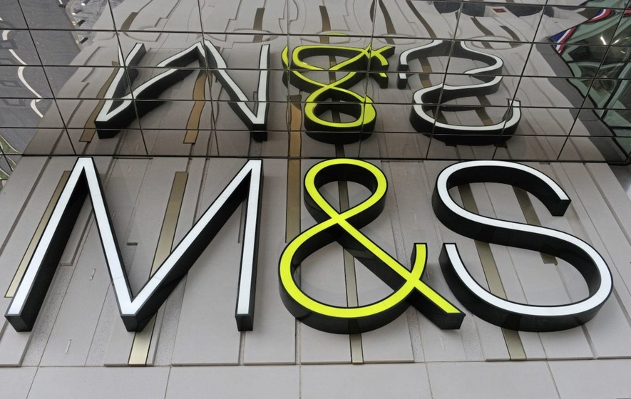 Marks and Spencer to close 100 stores