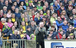 Ticket prices affecting poor crowds says Declan Bonner