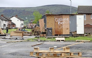 Number of Belfast bonfire groups in council scheme falls for third year