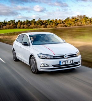 Volkswagen Polo: Quite pleasant. Probably