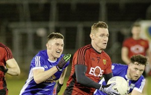 Down are better than last year: Mourne ace Caolan Mooney