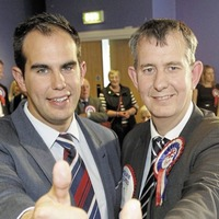 DUP's Luke Poots due in court on dangerous driving charge