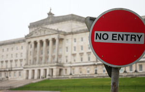 Gather politicians for talks and then 'lock Stormont doors until stalemate broken'