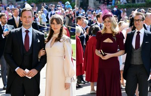 Suits fans are excited about spotting the show's stars at the Royal wedding