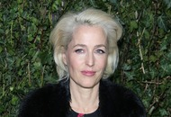 Gillian Anderson shares behind-the-scenes snap from new Netflix show