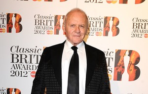 Sir Anthony Hopkins: I don't know if I'm a grandfather
