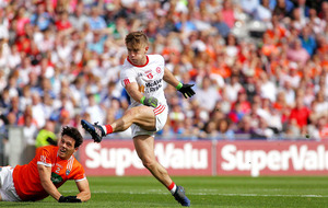 Mark Bradley to miss Tyrone's opening SFC Qualifier