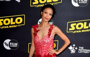 Thandie Newton explains why Star Wars dress celebrated black cast members