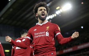 Ian Rush would bow to Mo Salah if he beat his goalscoring record