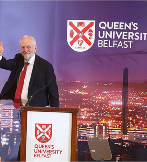 Jeremy Corbyn: Ending Stormont deadlock requires tough choices and compromise