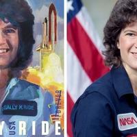 Pioneering spacewoman Sally Ride honoured on new US stamps